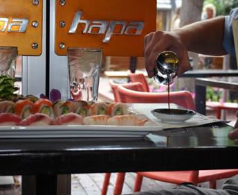 Hapa sushi 2