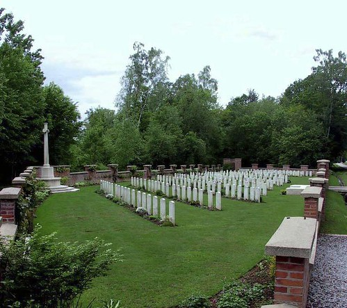 Charmes British Military Cemetery