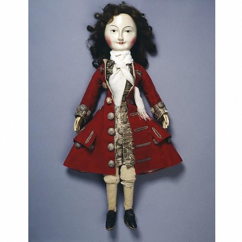 06- Lord Clapham-muñeco 1690-1700-Londres