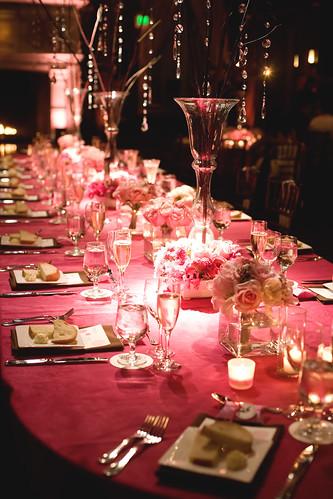 2803892587 f286d84f6e d Baú de idéias: Decoração de casamento rosa I