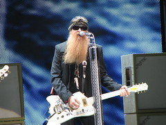 Billy Gibbons of ZZ Top (by jack o'diamonds)