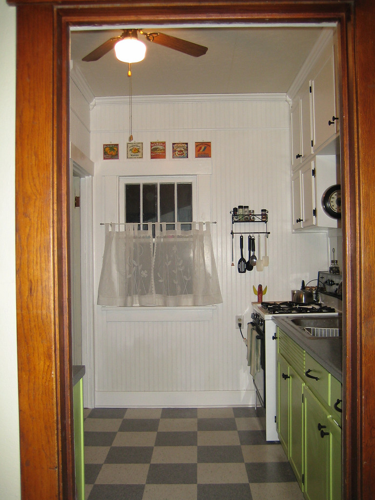 Nebraska house Kitchen