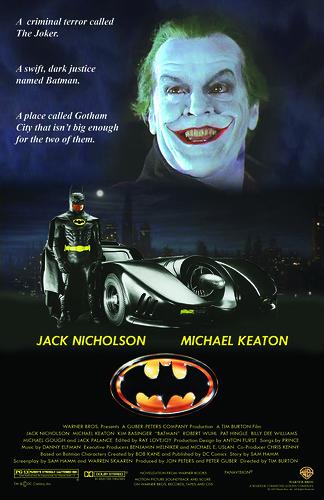 Batman 1989 скачать торрент