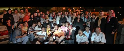 گردهمایی ایرانیان - افطاری - هتل ارم