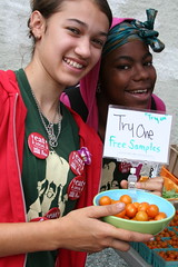 TFP Youth at the Market