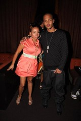 tiny & ti at their party