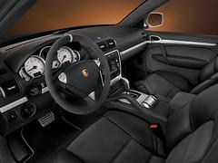 2009 Porsche Cayenne S Transsyberia