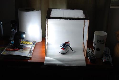 My free light box