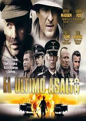El último asalto poster película