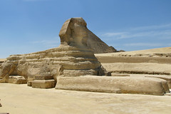 The Sphinx at Ghiza