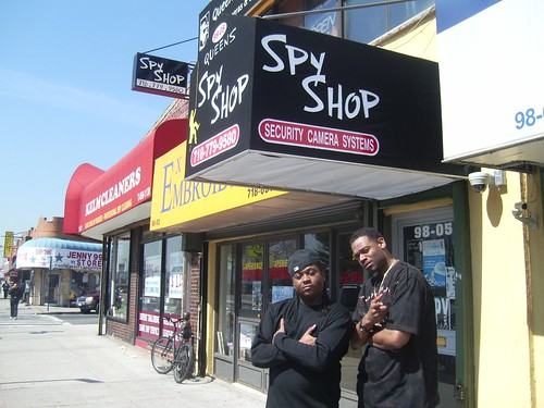Spy Shop New York
