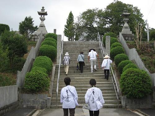 Shikoku pilgrimage(59 Kokubunji Temple ,国分寺)