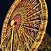 Ferris Wheel at Night in HDR I