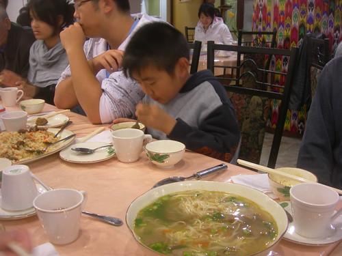 Eid Al-Fitr Dinner, Xinjiang Uyghur Restaurant Halal, 1883 McNicoll