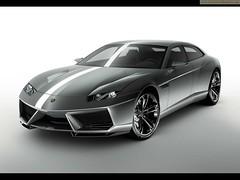 Lamborghini Estoque Concept 2008 (Syed Zaeem) Tags: wallpaper cars car concept wallpapers 2008 lamborghini estoque getcarwallpapers