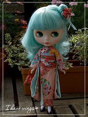 Kimono~ by I Have Wings
