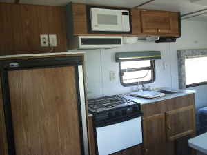 Tahoe Lite galley