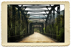Old Bridge Photo (MissMae) Tags: old bridge texture vintage photo sandiego country frame sweetwater savagephotography