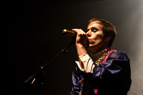 of Montreal: Close up