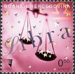 libra stamp