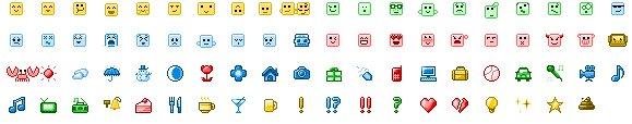 Gmail Emoticons