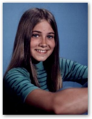 Maureen McCormick as Marcia Brady