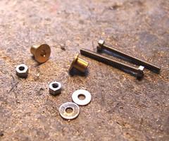 Slaters crank pin parts