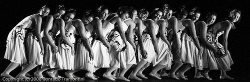 Ballet. -  por Conrado Tramontini.