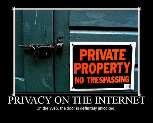 do not track option for online privacy