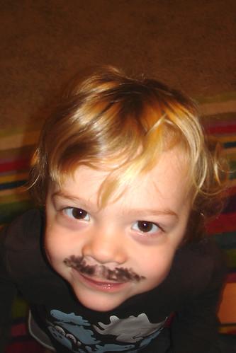 Halloween Mustache