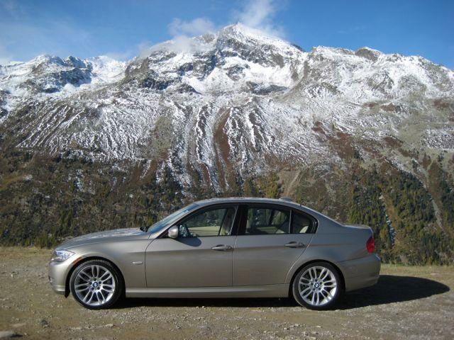 BMW 335d Sedan