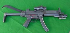 MP5 Slide Stock