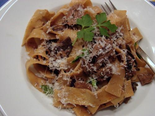 Dinner:  November 10, 2008