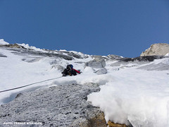 Kevin Mahoney on Kantega (Mountain Hardwear) Tags: climbing mountaineering alpinism freddiewilkinson kevinmahoney mugsstumpaward katenga