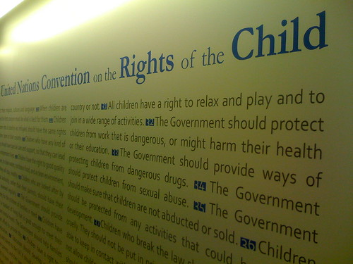 CRC Wall at Global Kids