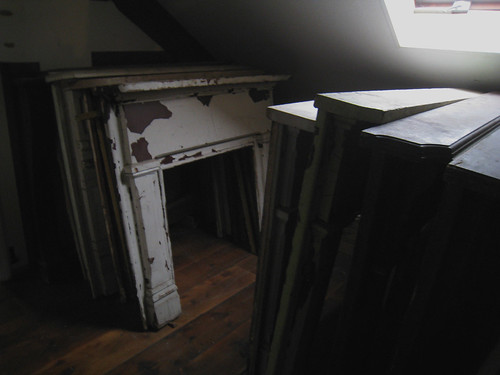 Old House Parts: Mantels