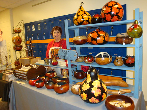 Harrison High School Bands Craft Show