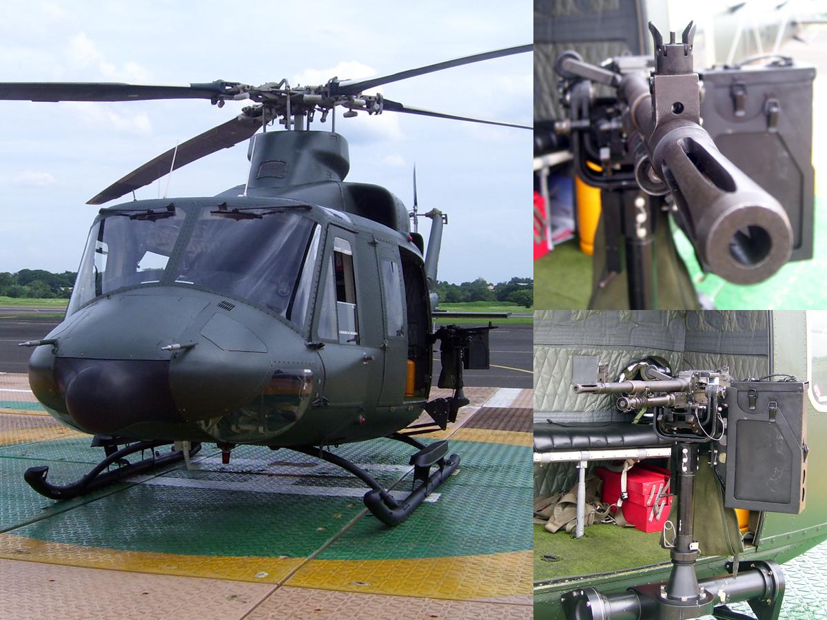 Bell Huey 412 Retrofit