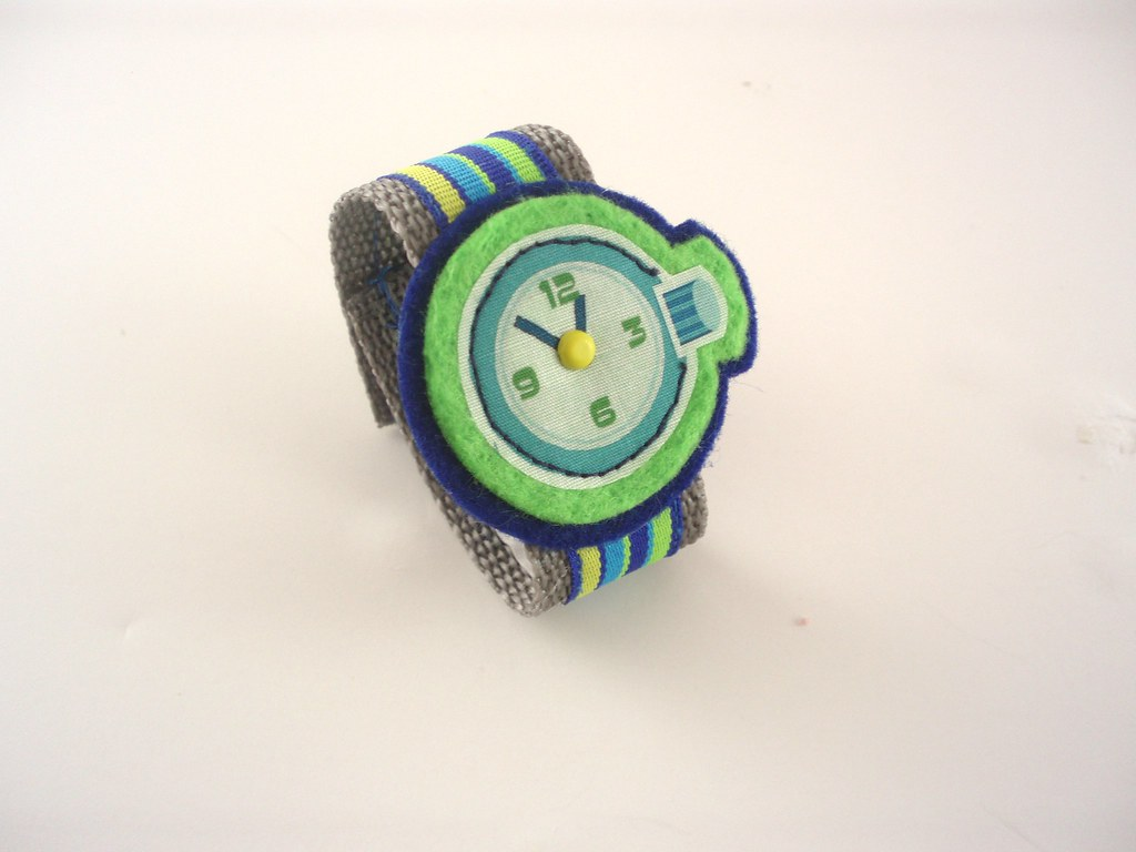 Childrens Pretend Learning Watch