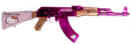 hello kitty ak