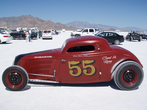2008 Bonneville Speed Week - Day 1 of 4