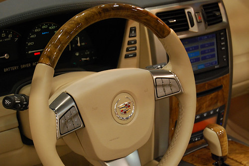 2008 Cadillac XLR Interior Image by phxwebguy via Flickr