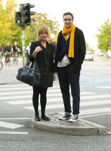 Jenny & Søren -  Copenhagen, Denmark