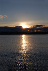Rothesay (RS Pictures) Tags: sunset scotland argyll dunoon toward rothesay cowal