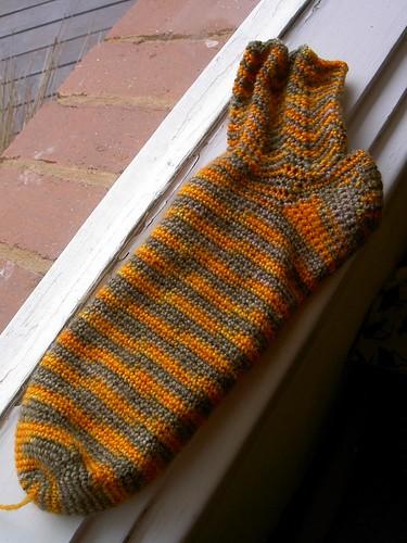 Jaffa sock