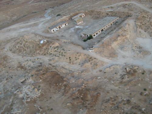 Former Israeli Military Post