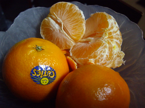 Cute Little California Clementines