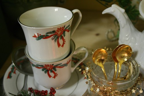 Christmas tea try