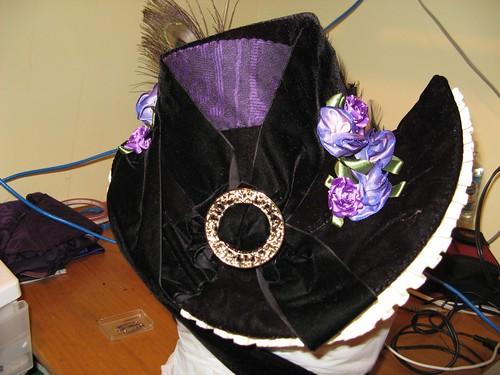 Bonnet right side