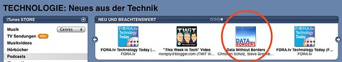 itunes - tech news podcasts  - new podcasts